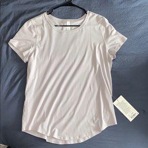 NWT Lululemon Love Crew Short Sleeve Shirt